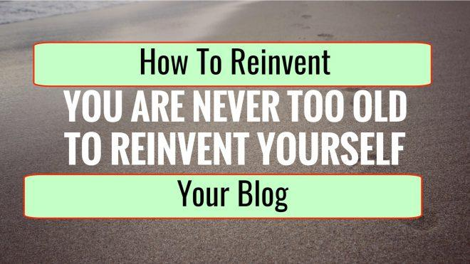 5 Creative Ways to Reinvent Your Blog