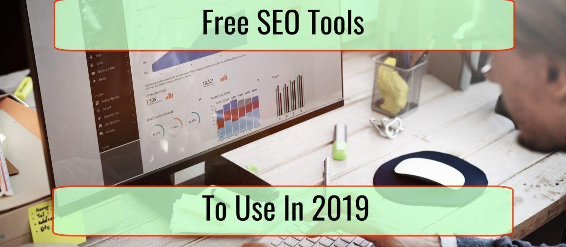 10 Free SEO Tools Worth Using in 2019