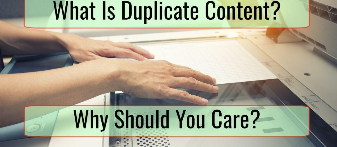 Duplicate Content Check: What Is It and Why is It Important?