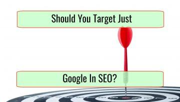 Is Google Still the Only Search Engine You Should Be Targeting in 2019?