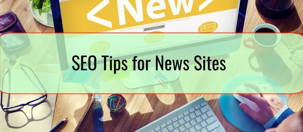 SEO Tips for News Sites